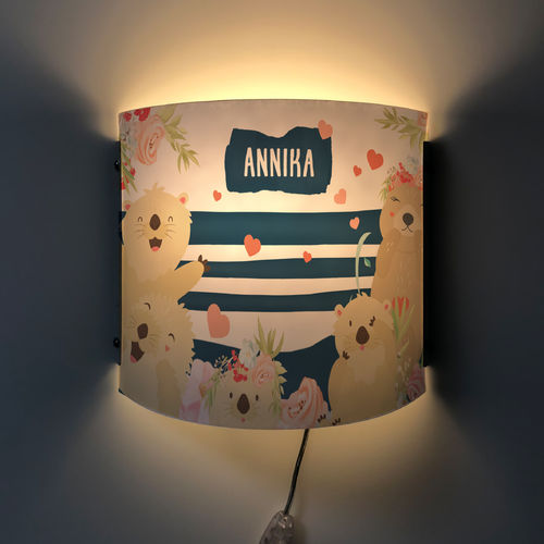 Wandlampe Sonderedition Annika