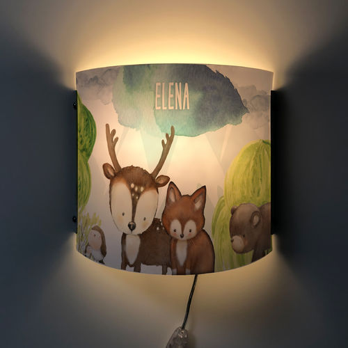 Wandlampe Sonderedition Elena
