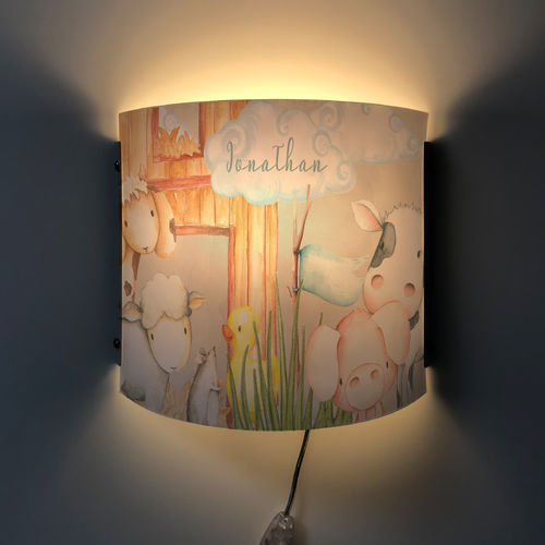 Wandlampe Sonderedition Jonathan