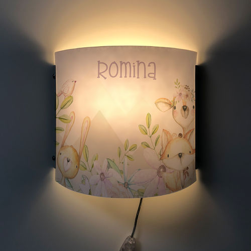 Wandlampe Sonderedition Romina
