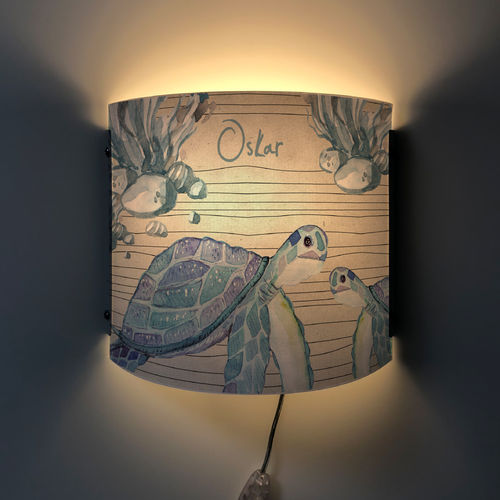 Wandlampe Sonderedition Oskar